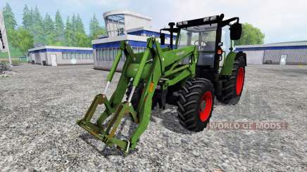 Fendt 380 GTA Turbo pour Farming Simulator 2015