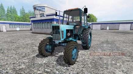 MTZ-UK für Farming Simulator 2015