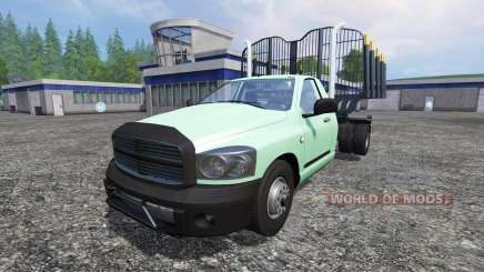 PickUp [log truck] v1.1 für Farming Simulator 2015