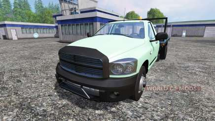 PickUp Flatbed pour Farming Simulator 2015