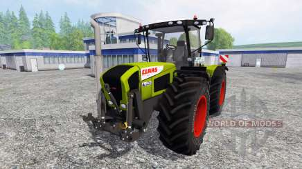 CLAAS Xerion 3300 TracVC pour Farming Simulator 2015