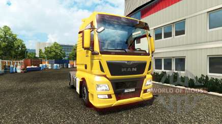 MAN TGX Euro 6 v2.0 für Euro Truck Simulator 2