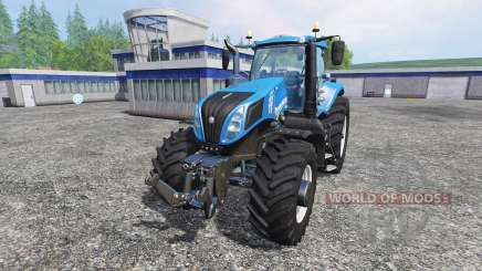 New Holland T8.435 v0.2 pour Farming Simulator 2015