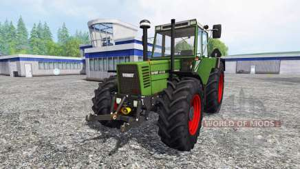Fendt Favorit 615 LSA pour Farming Simulator 2015