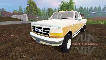 Ford F-150 XL 1992 v1.1 für Farming Simulator 2015
