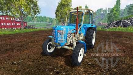 Zetor 4011 v1.0 für Farming Simulator 2015