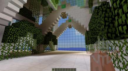 The Hydroponic Vaults pour Minecraft