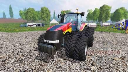 Case IH Magnum CVX 340 [doppel wheel] v0.0.1 für Farming Simulator 2015