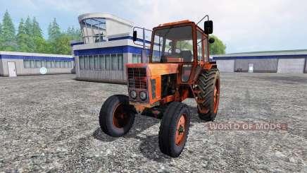 MTZ-550 für Farming Simulator 2015