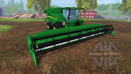 John Deere S 690i v2.0 für Farming Simulator 2015