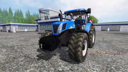 New Holland T7040 für Farming Simulator 2015