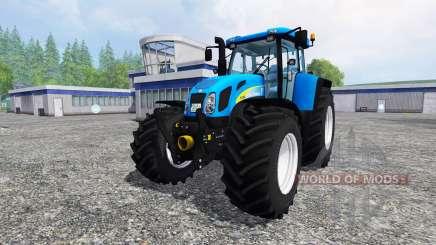 New Holland T7550 v4.0 pour Farming Simulator 2015