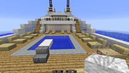 Le Soleal Minecraft Ship Replica pour Minecraft