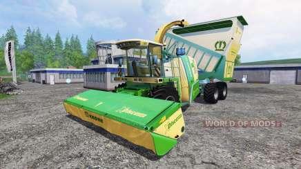 Krone Big X 650 Cargo v1.0 pour Farming Simulator 2015