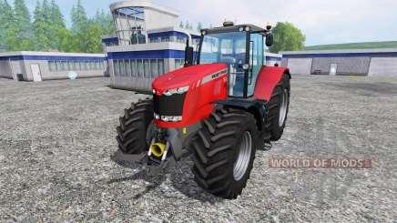Massey Ferguson 7626 v1.5 für Farming Simulator 2015