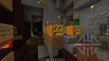 Underground pour Minecraft