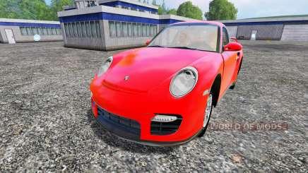 Porsche 911 GT2 v1.2 für Farming Simulator 2015