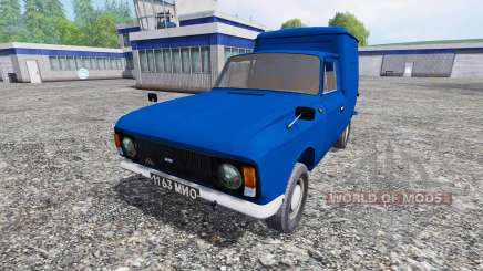 IZH-2715 pour Farming Simulator 2015
