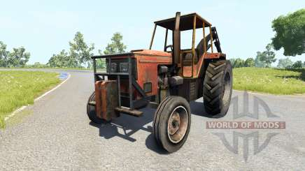Claw Tractor für BeamNG Drive