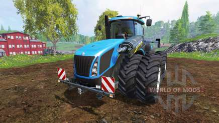 New Holland T9.700 [dual wheel] v1.1.1 pour Farming Simulator 2015