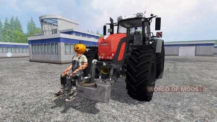 Fendt 939 Vario [Halloween] pour Farming Simulator 2015
