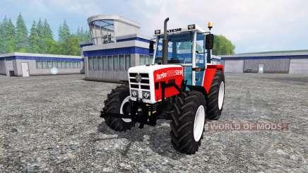Steyr 8090A Turbo SK2 [larmarm] pour Farming Simulator 2015