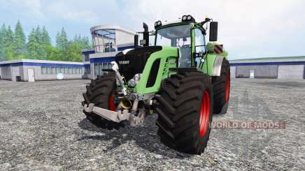 Fendt 939 Vario [gear] pour Farming Simulator 2015