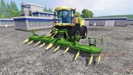 Krone Big X 580 v1.1 für Farming Simulator 2015