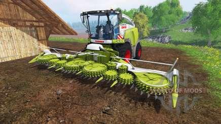CLAAS Jaguar 980 v2.2 für Farming Simulator 2015