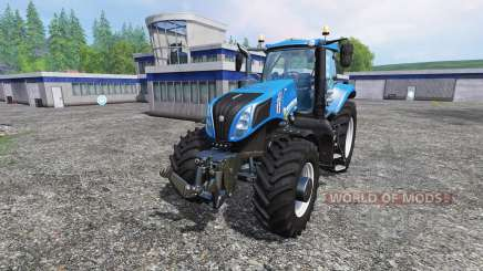 New Holland T8.435 v2.0 pour Farming Simulator 2015