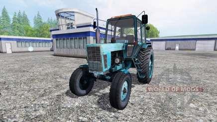 MTZ-100 pour Farming Simulator 2015