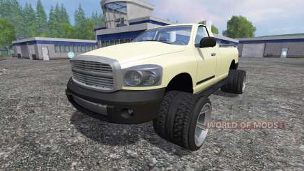 PickUp [weekend truck] v1.1 pour Farming Simulator 2015