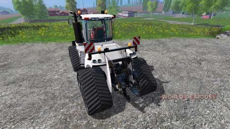 Case IH Quadtrac 620 [pack] pour Farming Simulator 2015
