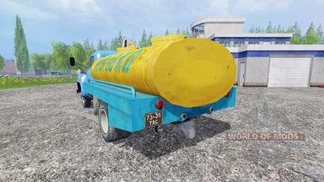 GAZ-53 [Milch] für Farming Simulator 2015