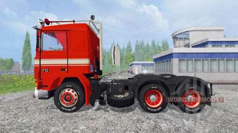Volvo F12 v1.1 pour Farming Simulator 2015