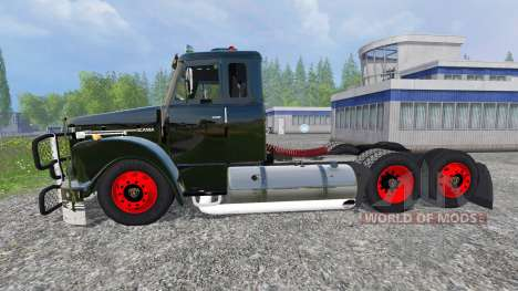 Scania 111 für Farming Simulator 2015