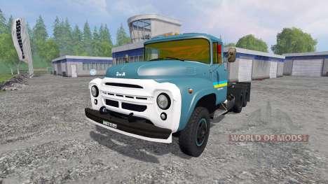 ZIL-G pour Farming Simulator 2015