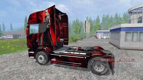 Scania R560 [blade] für Farming Simulator 2015