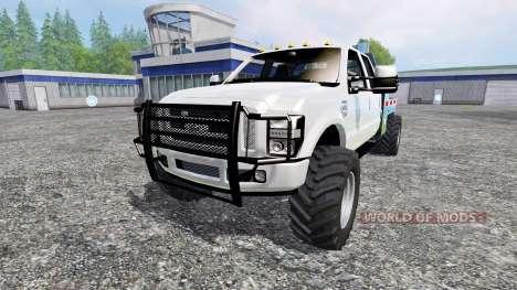 Ford F-350 [dually] für Farming Simulator 2015
