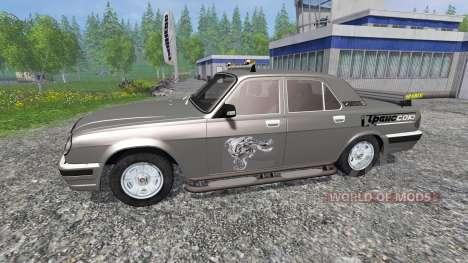 GAZ-3111 Volga pour Farming Simulator 2015