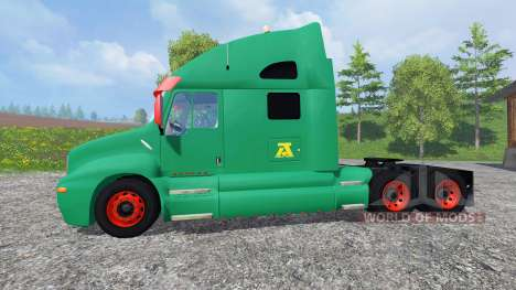 Kenworth T2000 [aguas tenias edition] pour Farming Simulator 2015