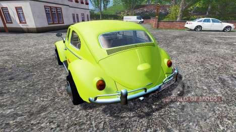 Volkswagen Beetle 1966 v1.5 pour Farming Simulator 2015