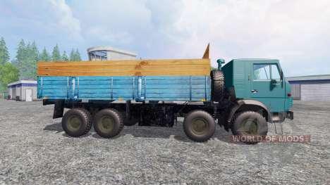 KamAZ-6530 v2.5 für Farming Simulator 2015