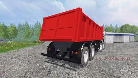 MAZ MZKT 65152 für Farming Simulator 2015