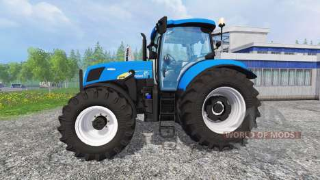 New Holland T7030 [final] für Farming Simulator 2015
