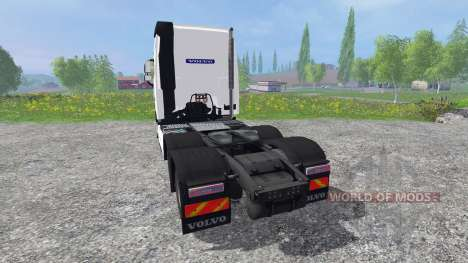 Volvo FH16 2012 [uneal] für Farming Simulator 2015