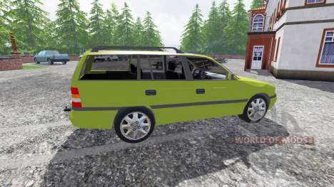 Opel Astra F Caravan [cool motion] pour Farming Simulator 2015