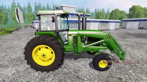 John Deere 4455 pour Farming Simulator 2015