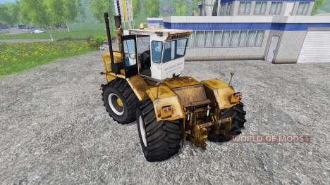 RABA Steiger 250 [pack] pour Farming Simulator 2015