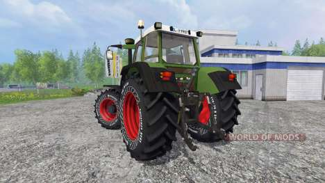 Fendt Favorit 515C v0.9 pour Farming Simulator 2015